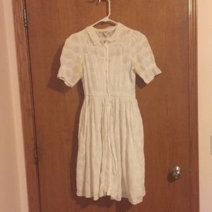 Anthropologie Carnation Lily Lily Rose Dress